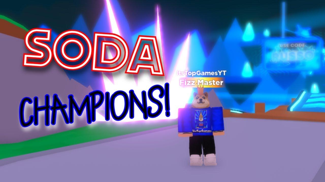 Soda Champions Codes