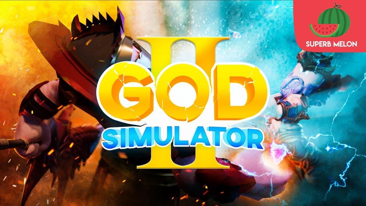 God Simulator 2 Codes