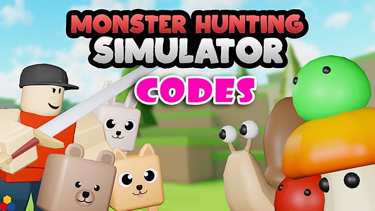 Monster Hunting Simulator Codes