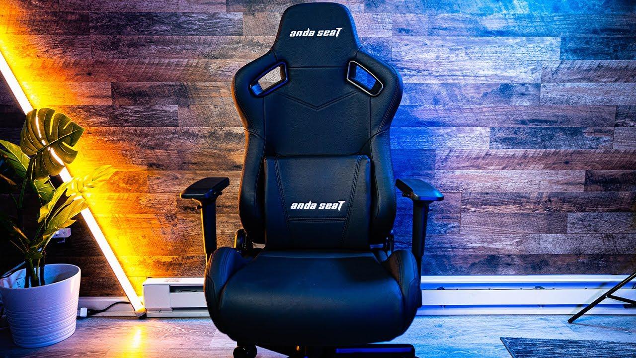 AndaSeat's Kaiser 2 Gaming Chair
