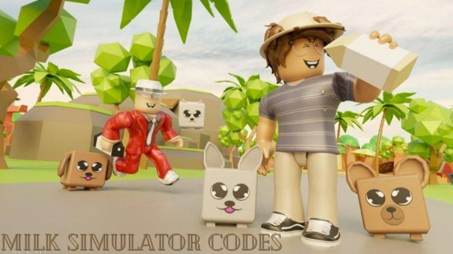 Milk Simulator Codes