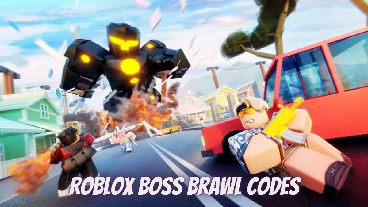 Boss Brawl Codes