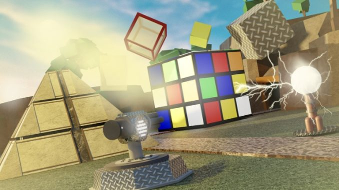 Cube Defense Codes