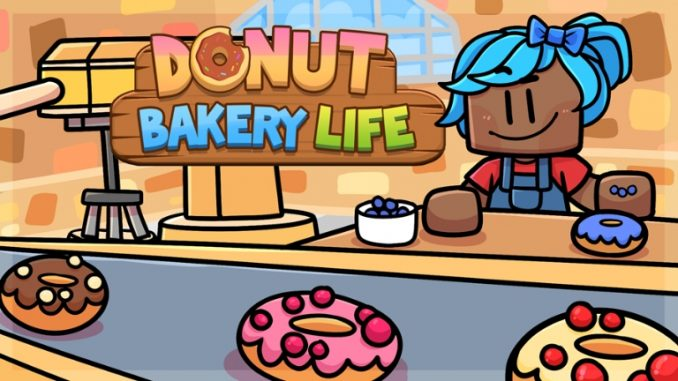 Donut Bakery Tycoon Codes