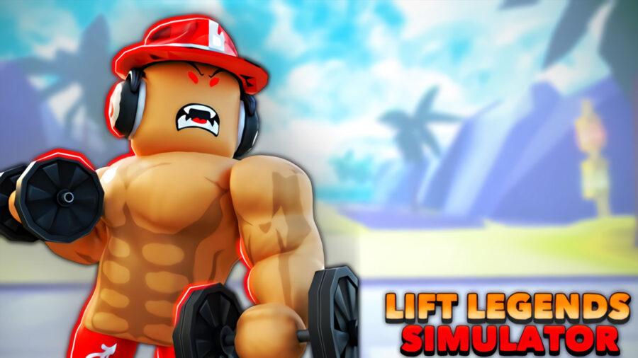 Lift Legends Simulator Codes