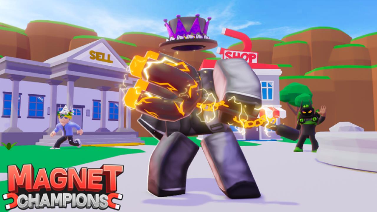 Magnet Champions Codes