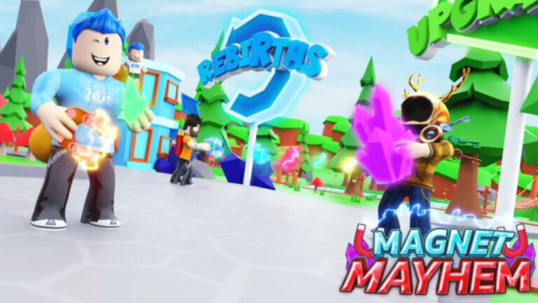 Magnet Mayhem Codes