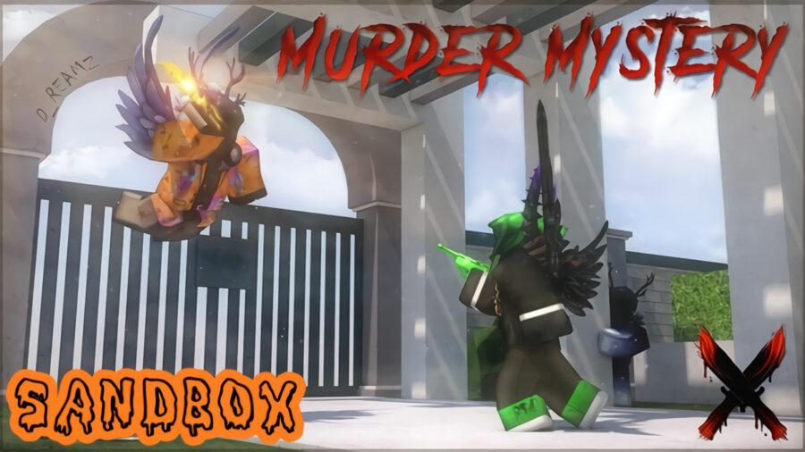 Murder Mystery X Codes