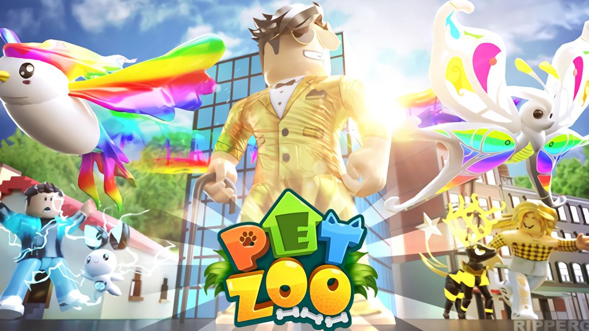 Pet Zoo Codes