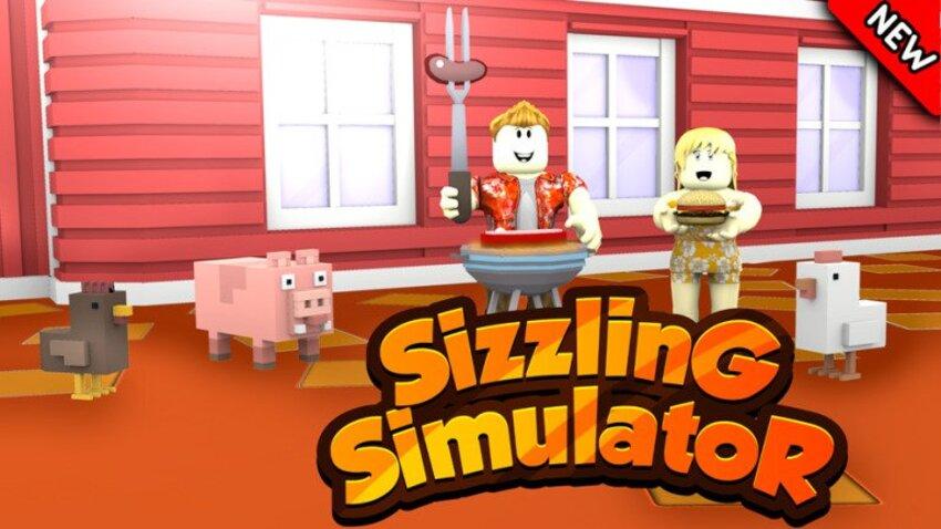 Sizzling Simulator Codes