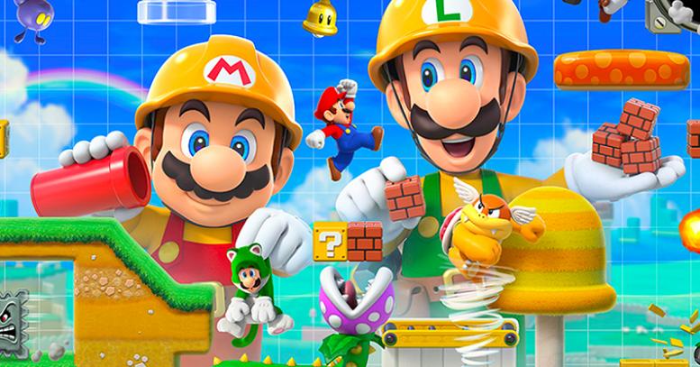 Super Mario Maker 2 APK