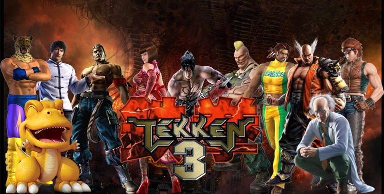 Tekken 3 game download ApkPure