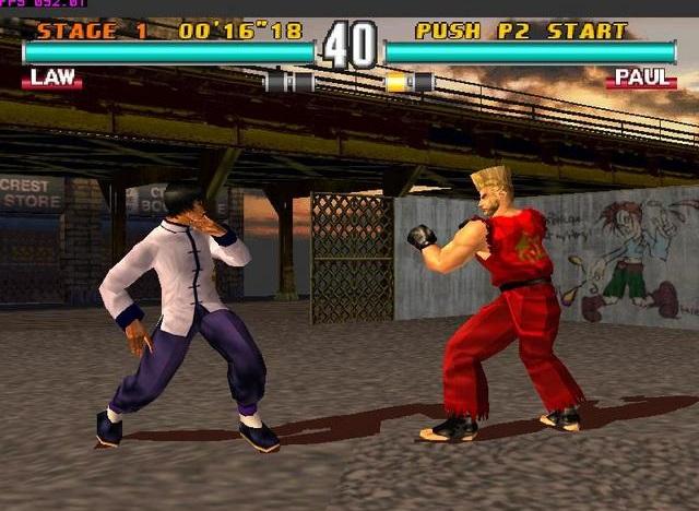Tekken 3 Game Free Download For PC