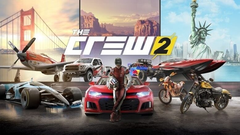 The Crew 2 PC Download