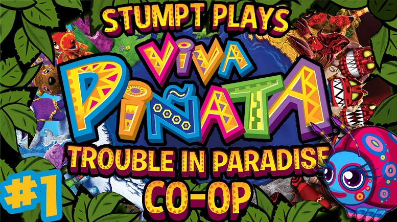 Viva Pinata Trouble in Paradise PC