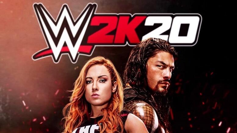 WWE 2K20 Game Download